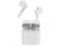 QCY T7 Wireless Earphones Bluetooth V5.0, TWS, White (EU Blister)