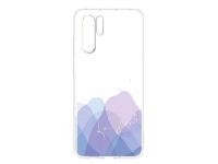 TPU Clear Case for Huawei P30 Pro Iridescent Fairyland 51993028 (EU Blister)