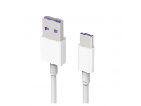 Huawei Data Cable USB To USB Type-C Huawei AP71 White 4072007