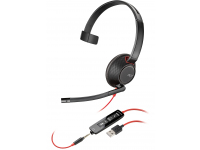 Plantronics Blackwire 5210 C5210 USB-A (207577-01 / 207577-201) (EU Blister)
