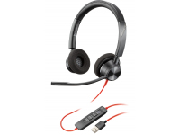 Plantronics Blackwire 3320 BW3320-M USB-A (214012-01) (EU Blister)