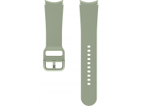 Sport Band (20mm, M/L) for Samsung Galaxy Watch4 / Samsung Galaxy Watch4 Classic ET-SFR87LMEGEU Olive Green (EU Blister)