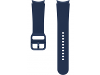 Sport Band (20mm, M/L) for Samsung Galaxy Watch4 / Samsung Galaxy Watch4 Classic ET-SFR87LNEGEU Navy (EU Blister)