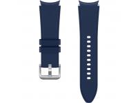 BlackRidge Sport Band (20mm, S/M) for Samsung Galaxy Watch4  / Samsung Galaxy Watch4 Classic ET-SFR88SNEGEU Navy (EU Blister)