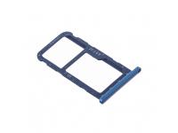 SIM Tray for Huawei P20 Lite Blue 51661HKL