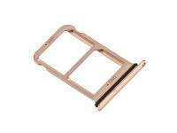 SIM Tray for Huawei P20 Gold 51661JAV