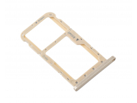 SIM Tray for Huawei P20 Lite Gold 51661HKN