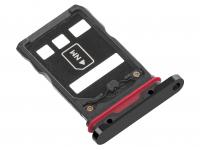 SIM Tray for Huawei P30 Pro Black 51661LGC