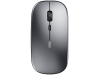 Inphic PM1BS Bluetooth Wireless Mouse (Grey)