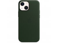 Leather Case with MagSafe for Apple IPhone 13 Sequoia Green MM173ZM/A (EU Blister)
