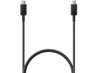 Samsung Cable (Type C to C) 5A EP-DN975BBEGWW Black (EU Blister)
