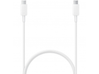 Samsung Cable (Type C to C) 5A EP-DN975BWEGWW White (EU Blister)