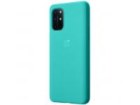 OnePlus 8T Sandstone Bumper Case Cyan 5431100177 (EU Blister)