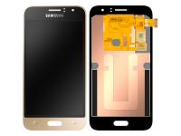 Samsung Galaxy J1 (2016) J120 Gold LCD Display Module
