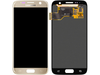 Samsung Galaxy S7 G930 Gold LCD Display Module