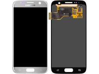 Samsung Galaxy S7 G930 Silver LCD Display Module