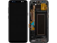 Samsung Galaxy S8+ G955 Black LCD Display Module