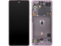 Samsung Galaxy A51 5G A516 Pink  LCD Display Module