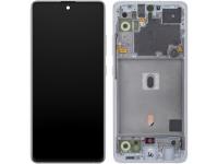 Samsung Galaxy A51 5G A516 White  LCD Display Module