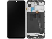 Samsung Galaxy M10 M105 Black LCD Display Module