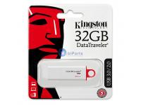 External Memory Kingston DataTraveler G4 32Gb DTIG4/32GB (EU Blister)