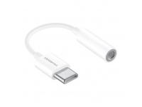Huawei USB Type-C to 3.5mm CM20 White 55030086 (EU Blister)