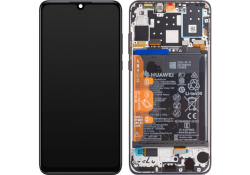 Huawei P30 lite Black LCD Display Module + Battery