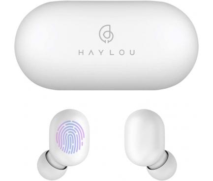 Haylou GT1 Wireless earphones, Bluetooth 5.0, TWS, White (EU Blister)