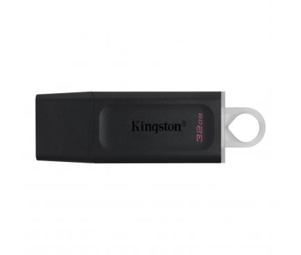 External Memory Kingston DT Exodia, 32Gb, USB 3.2, Black Transparent, DTX/32GB (EU Blister)