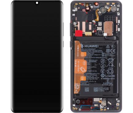 Huawei P30 PRO Black LCD Display Module + Battery