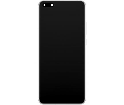 Huawei P40 Pro Ice White LCD Display Module + Battery