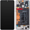 Huawei P30 lite White LCD Display Module + Battery