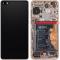 Huawei P40 Blush Gold LCD Display Module + Battery
